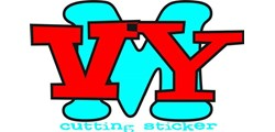 M_ VY Cutting Sticker