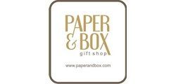 Paper and Box