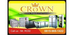 CROWN HORECA - Hotel, Restaurant & Cafe