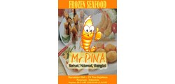 Frozen SEafood Mr Pina