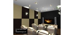 Peredam Suara ( Karaoke Home Theatre Cinema Gereja Broadcast Music Room )
