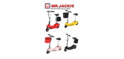 scooter electric mrjackie