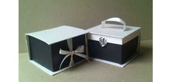 Gift box packing