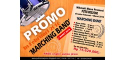 marching Band dan drum band Putro Moelyono