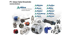 PT. Satya Cipta Kreasindo Agen / Distributor Warner Electric Wichita Clutch, Stieber, Twiflex, Twiflex, Ameridrives, etc