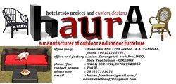 Haura outdoor furniture