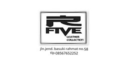 Jaket Kulit R-FIVE collection