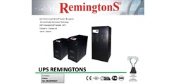 UPS Remingtons Power Protection
