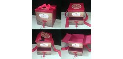 Gift box hamper packaging
