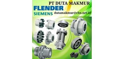 DUTA FLENDER INDONESIA - AUTHORIZED DISTRIBUTOR FLENDER SIEMENS IN INDONESIA FOR COUPLING GEARBOX ELECTRIC MOTOR