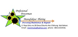 Profesional powerman manufaktur plating