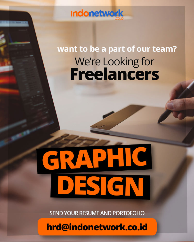 Freelance Graphic Design indonetwork