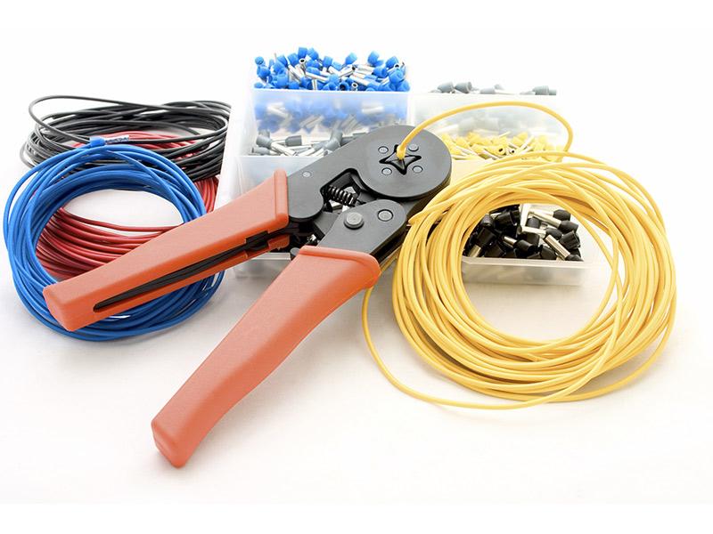 Perlengkapan Listrik & Elektronik