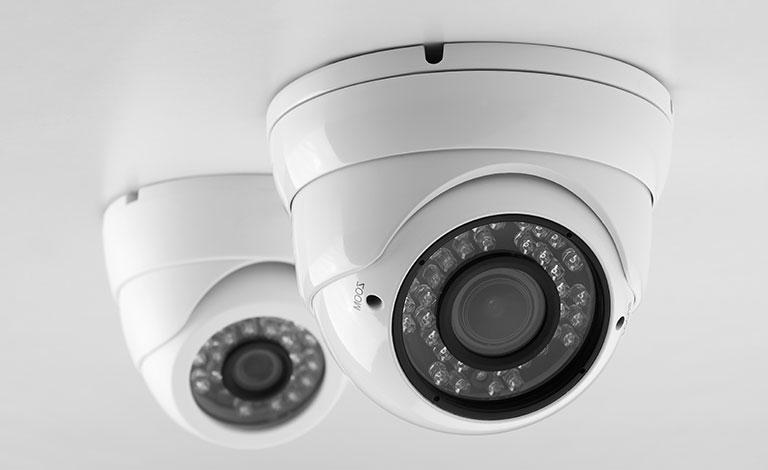 CCTV & Sistem Pengamanan