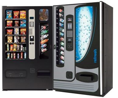 Mesin Vending