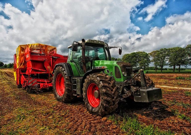 Mesin Pertanian & Perkebunan