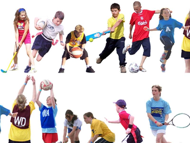 Olahraga Individu & Perlengkapannya