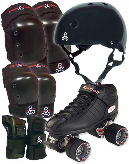 Roller Skate & Perlengkapannya