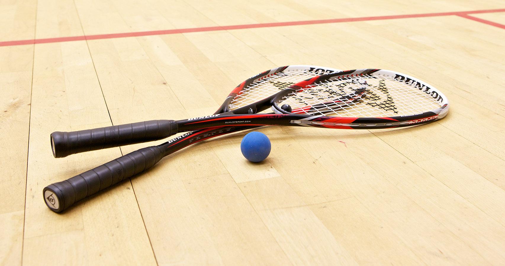 Squash & Perlengkapannya