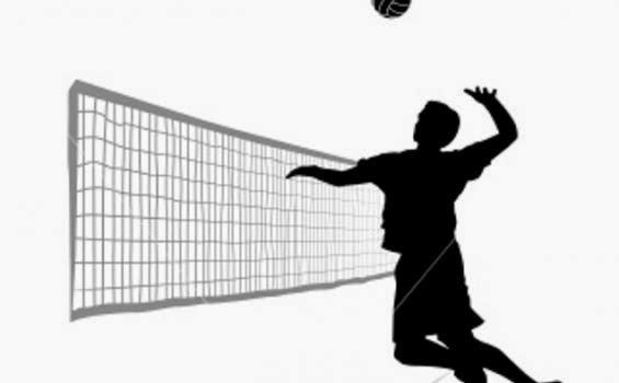 Bola Volley & Perlengkapannya