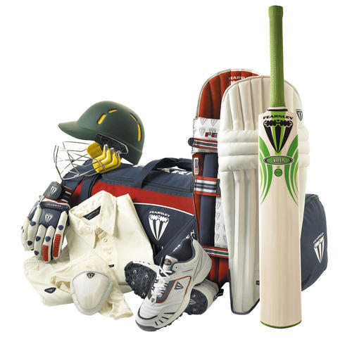 Bola Cricket & Perlengkapannya