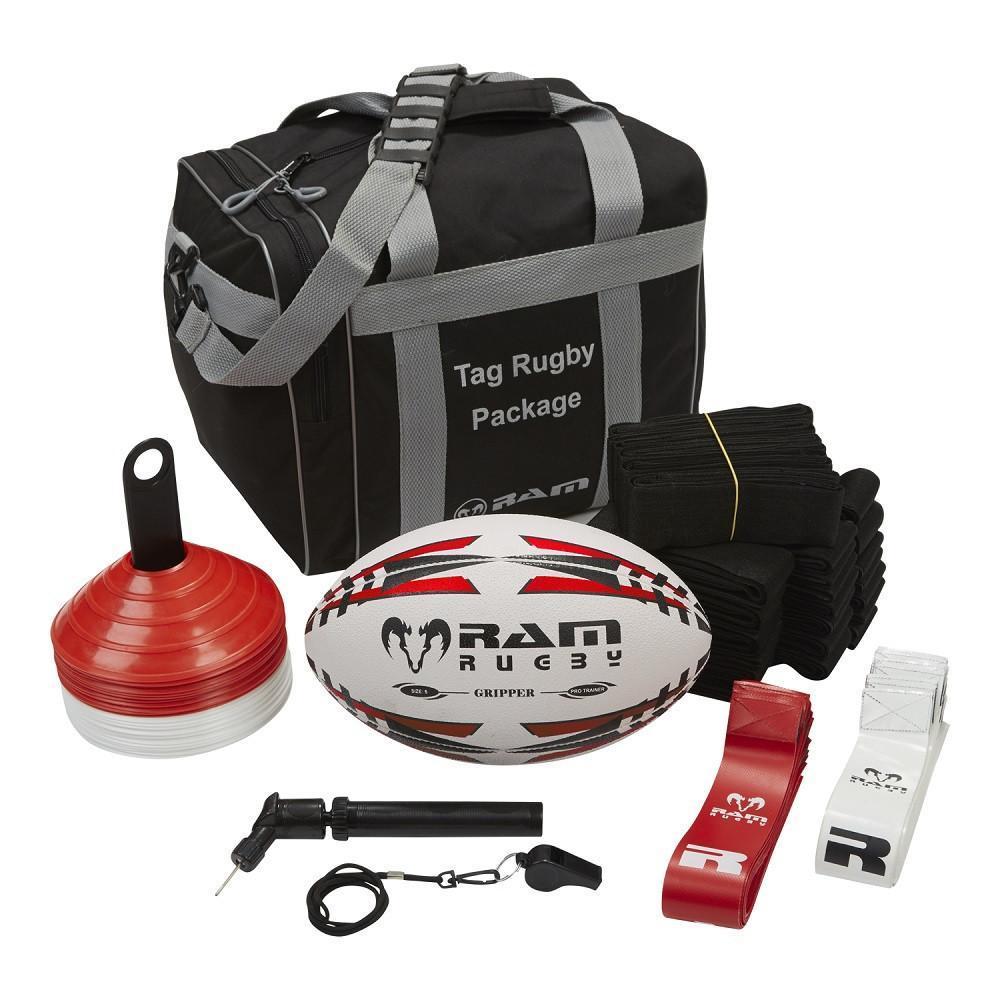 Bola Rugby & Perlengkapannya
