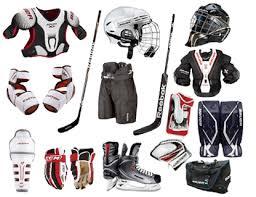 Hockey & Perlengkapannya