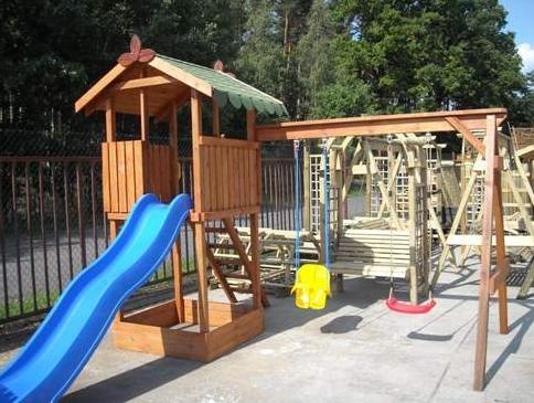 Perlengkapan Taman Bermain
