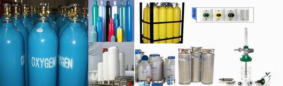 Gas Alam, Industri dan Medis