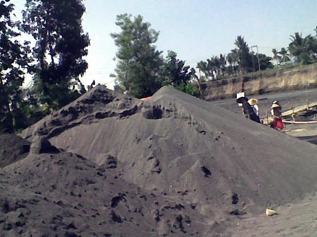 Pasir Vulkanik