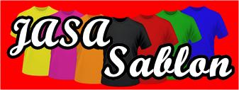 Jasa Sablon