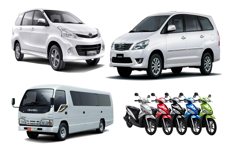 Rental Mobil & Motor