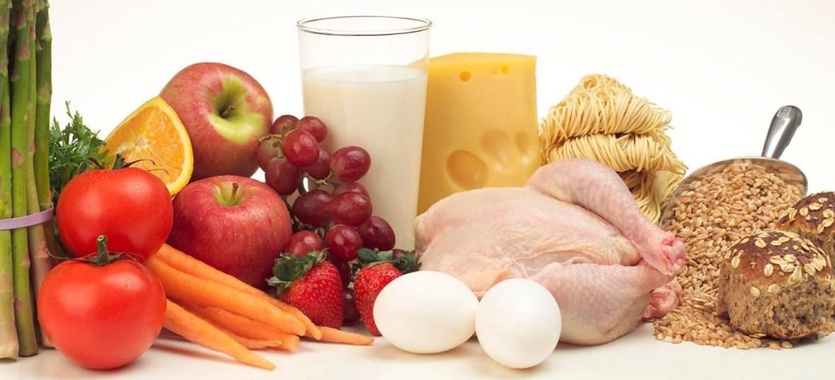 Bahan Makanan & Minuman