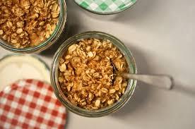 Cereal, Oatmeal & Granola