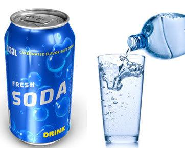 Water & Minuman Soda