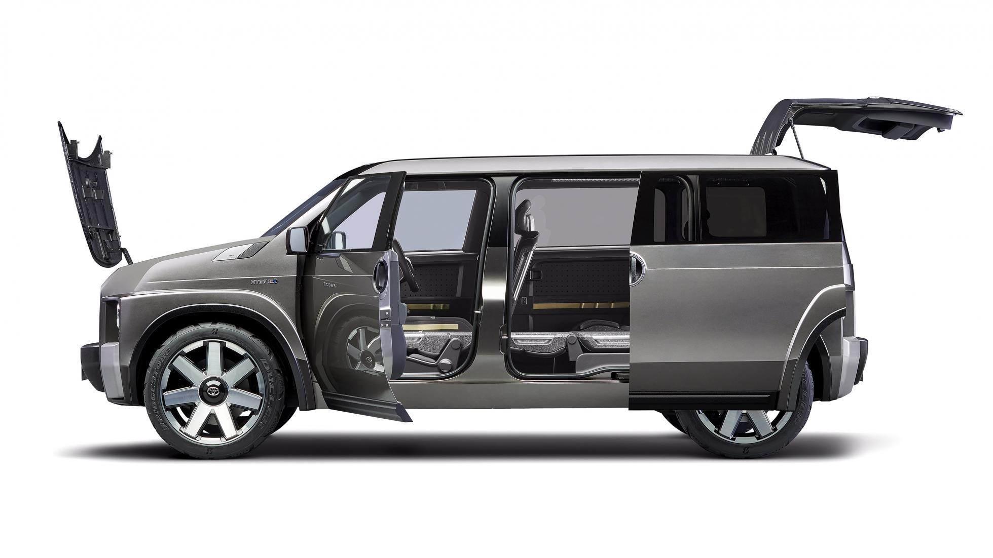 Mobil SUV & Van