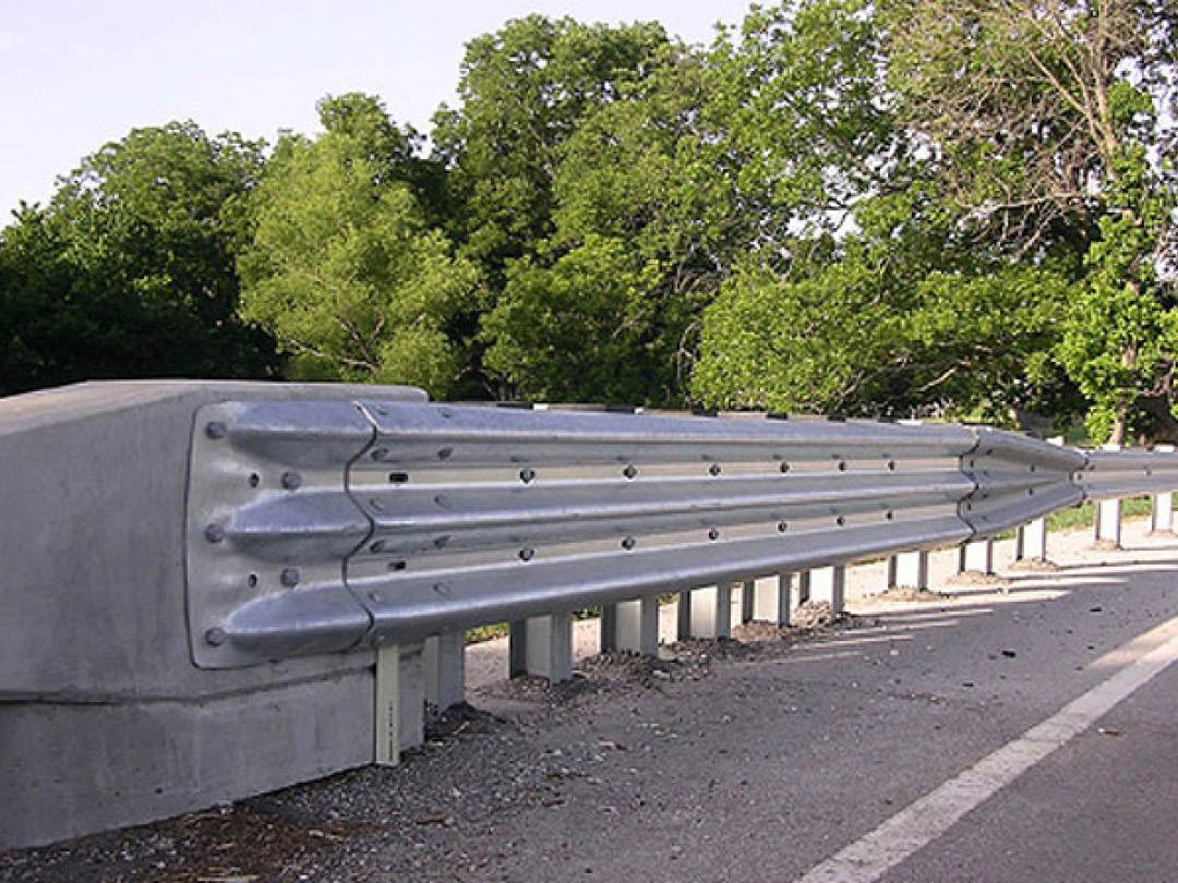 Guardrail Jalan