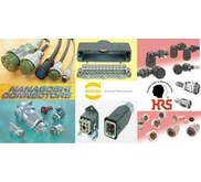 NANABOSHI, HARTING, HIROSE, JAE, PLUG, SOCKET, RECEPTACLE, CONNECTOR, HRS CONNECTOR, plug, hood, housing, KONEKTOR
