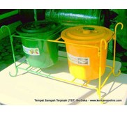 Tempat Sampah Berseka® Classified Trash Bin [ A]