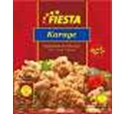 Fiesta chicken karage