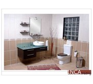 BALI FURNITURE : BATHROOM WALL TABLE FO2001