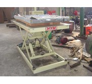 Manufacturing Hydraulic Table Lifter (HYM Product)