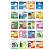 Multivitamins, Minerals & Supplement for Your Body.