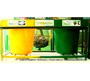 Tempat Sampah Berseka® Classified Trash Bin [ C ]