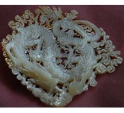 mother of pearl carving art indonesia