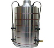 Staplex Six Stage Microbial Air Sampler, Model : MBS-6