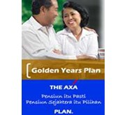 GOLDEN YEARS PLAN