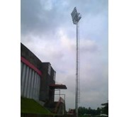 tiang lampu stadion tower