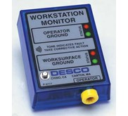 Jual Desco® ESD Workstation Mini Monitor , Hub. Bp. Sinaga, Hp: 0815 1311 6206; 021 93 800 487; 08 2124 167 067; Tlpn/ fax: 021 470 4719; email: pro.teknik@ yahoo.co.id