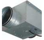 Box Inline Circular Duct Fan